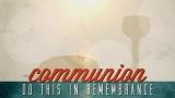 Classic Fall Communion