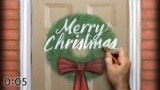 Merry Christmas Countdown - Traditional