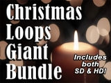 Christmas Loops Giant Bundle - OVER 50 TITLES!