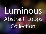 Luminous Abstract Loops Collection - SD & HD included!