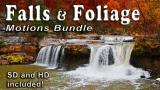 Falls & Foliage Bundle - SD & HD included!