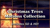 Christmas Trees Motions Collection