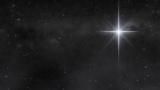 Star of Wonder - Star, Clouds, Galaxy WIDESCREEN