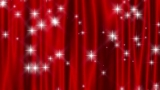 Star Curtain Red - SD and HD included!