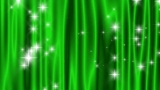 Star Curtain Green - SD & HD included!