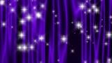 Star Curtain Purple - SD & HD included!