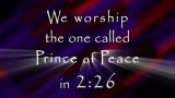 Names of Christ Countdown and Loop Bundle