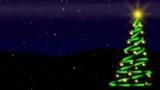 Tannenbaum Snow - widescreen