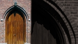 Door - Gothic Chruch Entry SD & HD