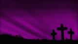 Crosses Three - Magenta Purple - SD & HD still