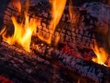 Wood Fire - SD & HD still