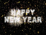 Spectacular New Year's Eve Countdown - SD & HD included!