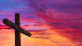 Vibrant Sky Cross