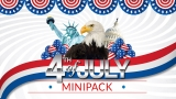 4th of July Mini-Pack