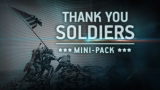 Thank You Soldiers Mini-Pack