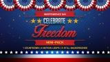 Celebrate Freedom Mini-Pack