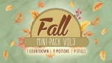 Fall Mini-Pack Volume 3