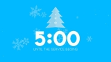 Christmas Snow Countdown