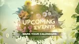 Mother's Day Upcoming Events Loop Vol 3