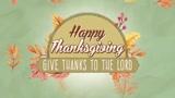 Happy Thanksgiving Loop Vol 3