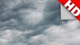 Stormy Cloud Time Lapse Loop 02 (16:9, HD)