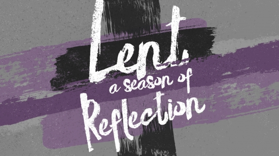 Lent a season of reflection centerline new media sermonspice - Wallpaper for lent season ...