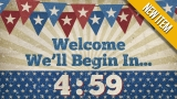 Patriotic Countdown