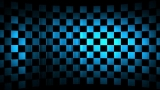 Small Blue Squares