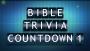 Bible Trivia Countdown 1