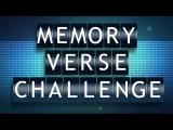 Memory Verse Challenge Countdown