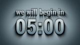 Clean Contempo Countdown