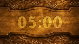 Wood Crafted Countdown 2