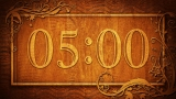 Wood Crafted Countdown 4