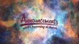 Nebula Announcements