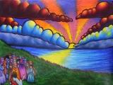 Sermon on the Mount illustration