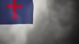 Christian Flag Background