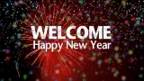 Welcome: Happy New Year