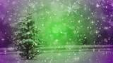 Christmas Tree Motion Background