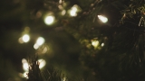 Christmas Lights Video Background version 3