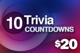 10 Trivia Countdowns Bundle