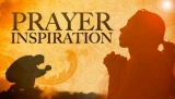 Prayer Inspiration