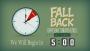 Fall Back Countdown