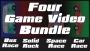 Children's Ministry Four GAME Video Bundle