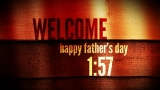FATHER'S DAY 01: Countdown (HD)