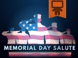Memorial Day Salute Collection