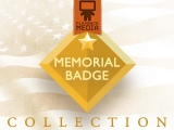 Memorial Badge Collection