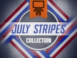 July Stripes Collection - Spanish