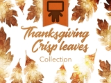 Thanksgiving Crisp Leaves Collection - Spanish