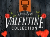 Wooden Valentine Collection