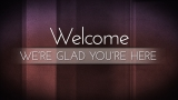 Lighthearted Welcome Still